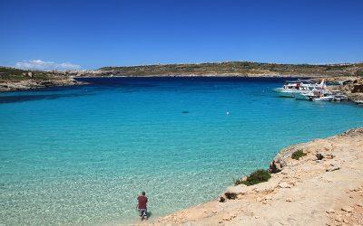 Proef de zomer op Malta
