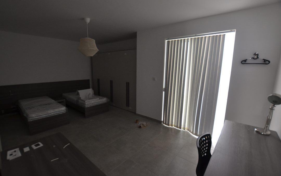 Nieuwe kamers met terras!